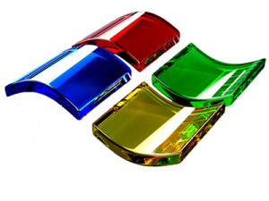 Windows Logo Glass 3D Icon by audio90 300x225 Windows Computers, South Essex Computer Service & Repair